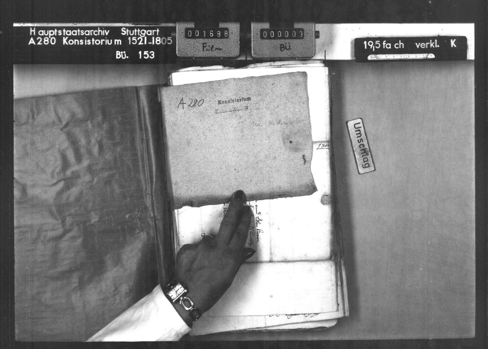 Prozesssache des Dr. Jacob Schopper, Professor der Theologie zu Altdorf, wegen des Anspruchs auf die ihm von seinem Vetter J. Hochmann angeblich als Leget vermachte Mühle zu Derendingen, Bild 2
