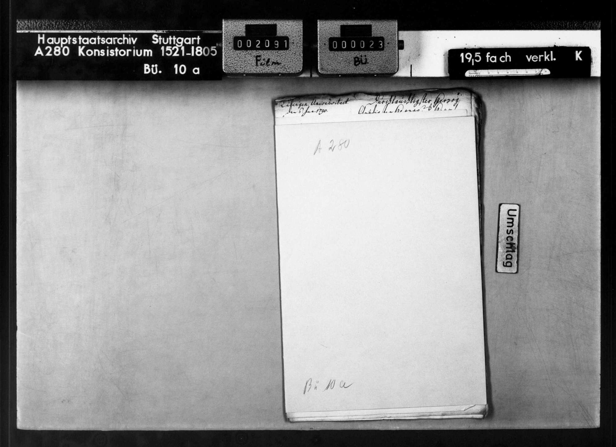 Carl Sigmund Tux, Bild 1