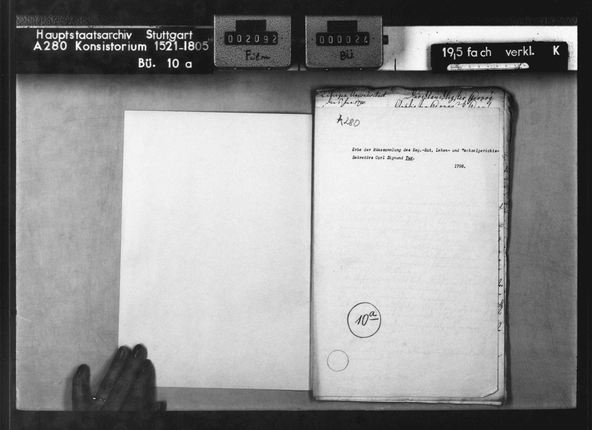 Carl Sigmund Tux, Bild 2