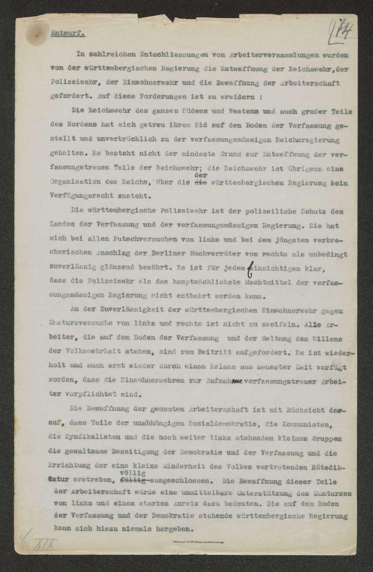 Staatsumwälzung am 09. November 1918, Bild 2