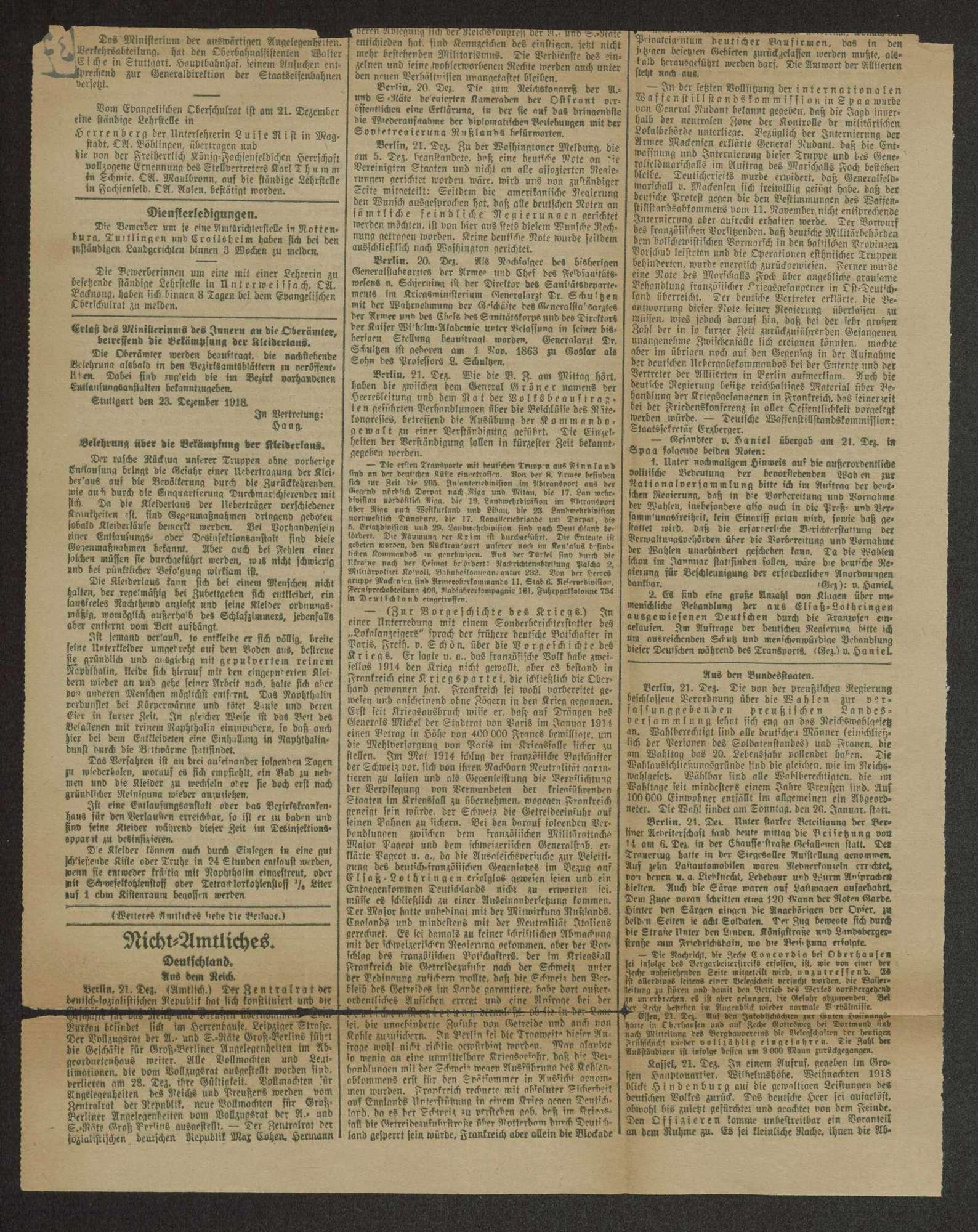 Verfassunggebende Landesversammlung, Bild 3