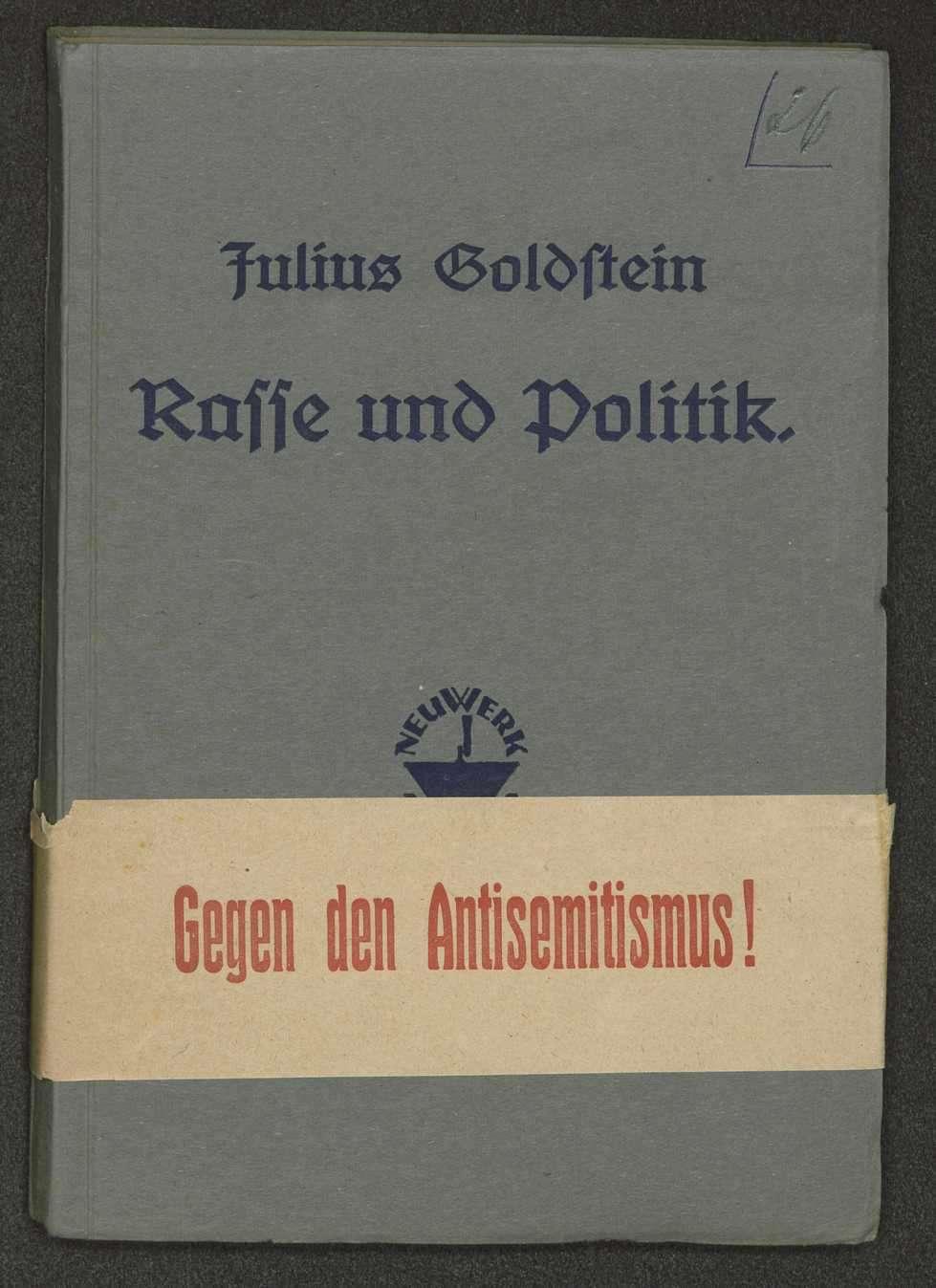 Maßnahmen gegen die sogenannte Judenhetze in Württemberg, Bild 2