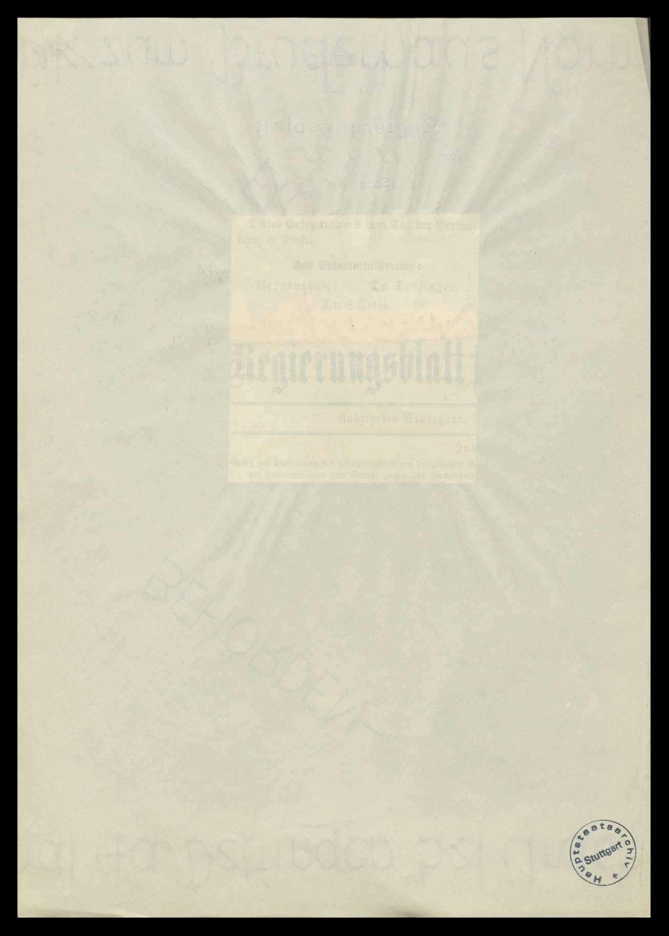 Öffentliche Ruhe, Ordnung und Sicherheit, Bild 2
