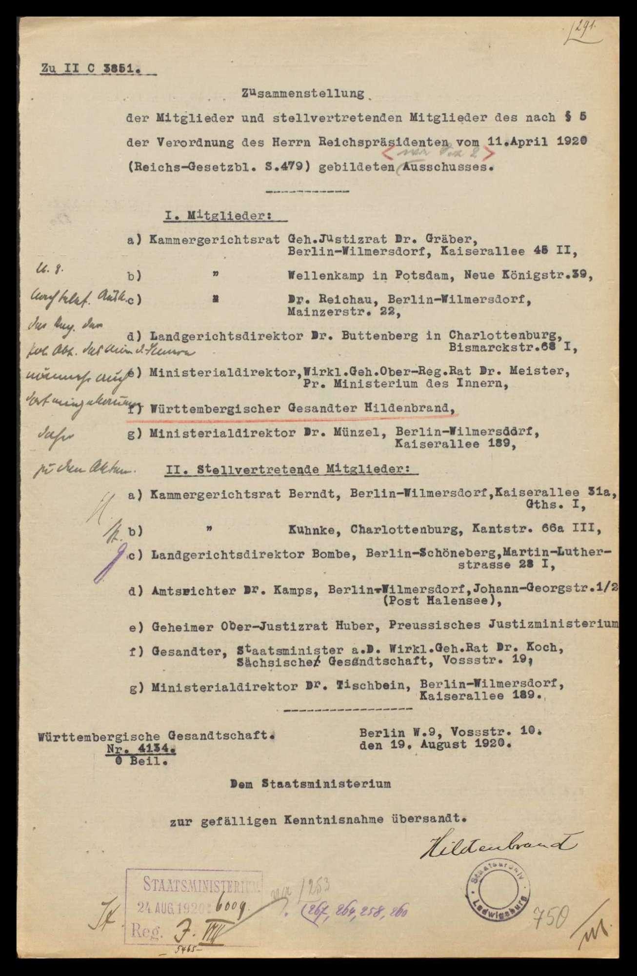 Bildung eines Reichsratsausschusses als Beschwerdeinstanz bei Verboten periodischer Druckschriften, Bild 2