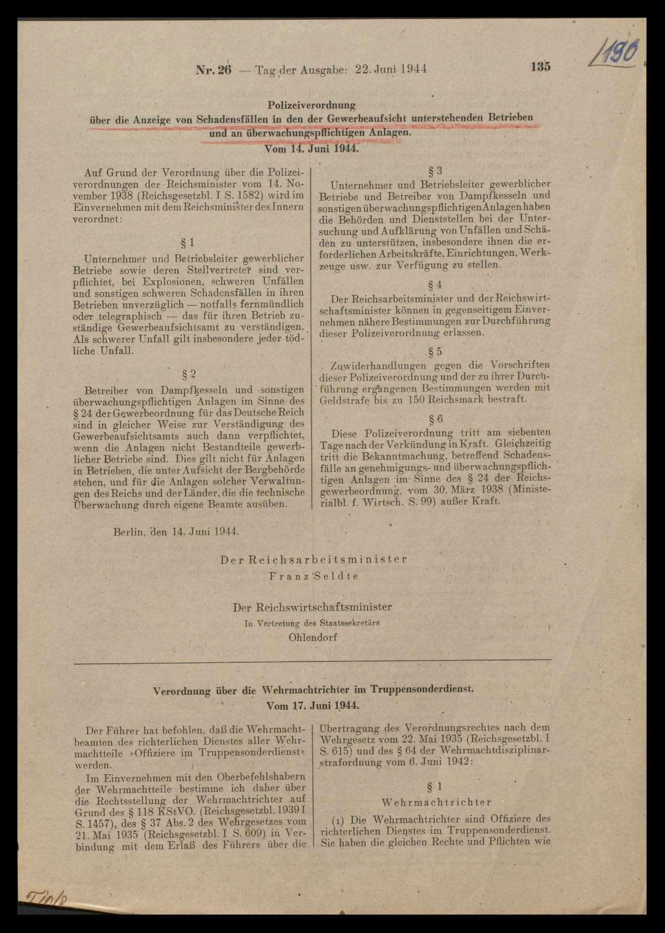 Gewerbe- und Handelsaufsicht, Bild 2