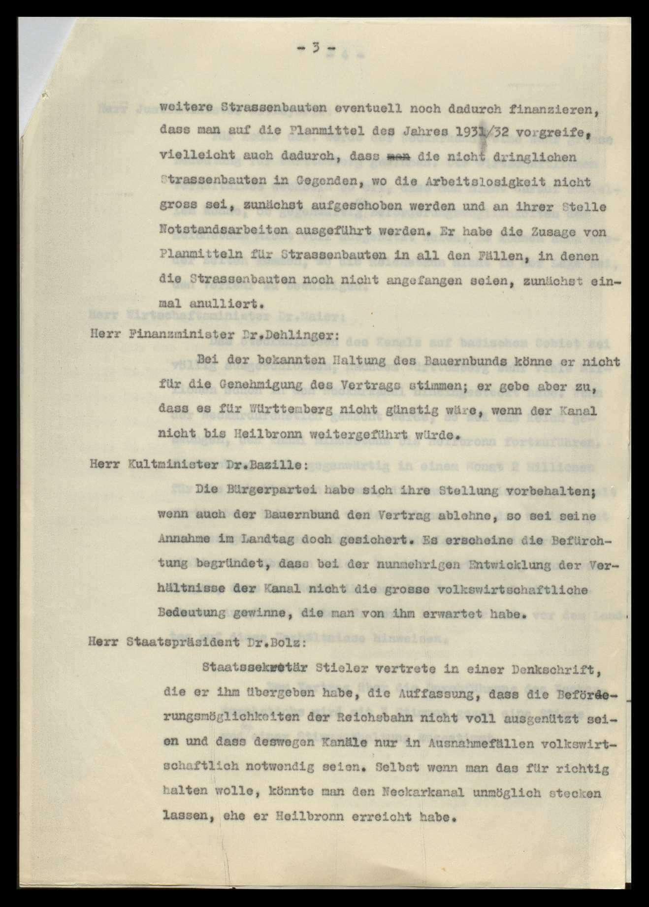 Kanalisierung des Neckars, Bild 3