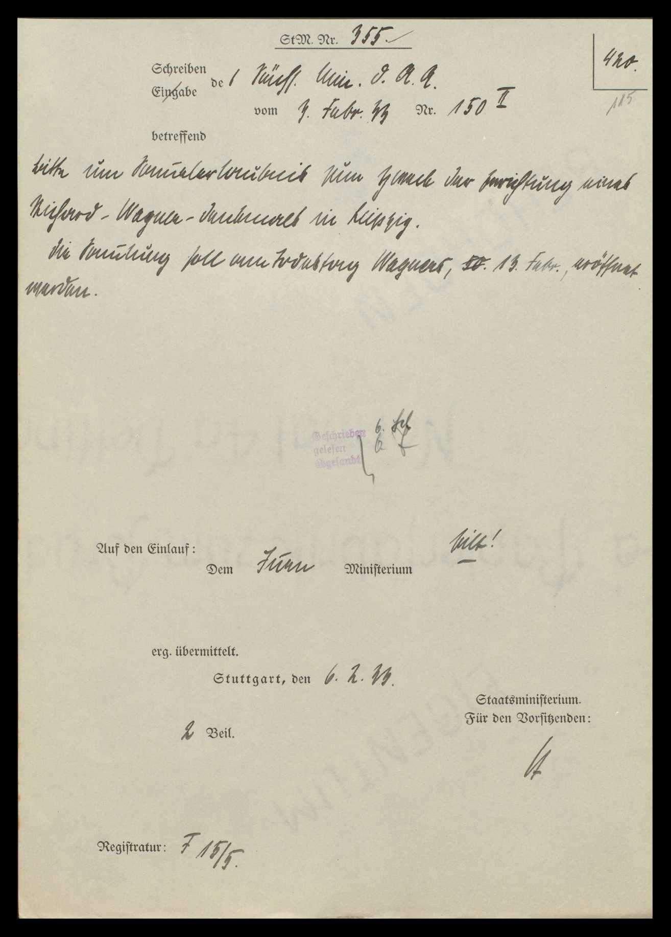 Sammlungen im Reich, Bild 3