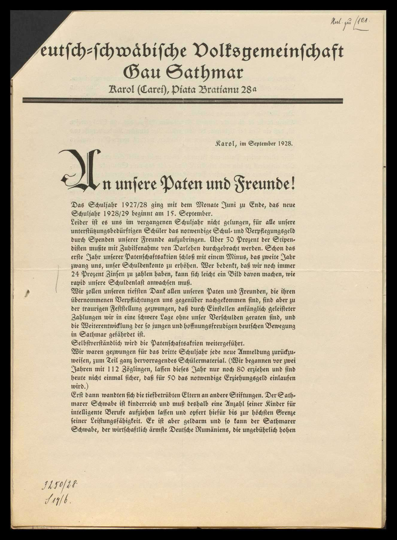 Deutsche in Rumänien, Bild 1