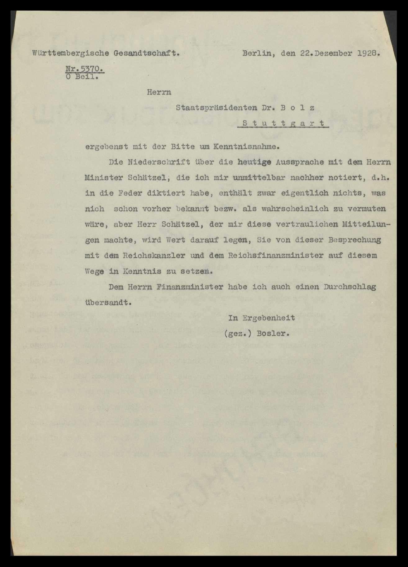 Übergang der Staatseisenbahnen der Länder auf das Reich und sich daraus ergebende Fragen, Auslegung des Staatsvertrags, Bild 2