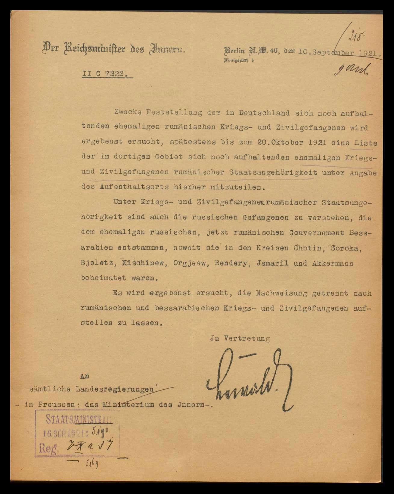 Alliierte Kriegsgefangene in Deutschland, deren Rücktransport und Übergabe, Bild 1
