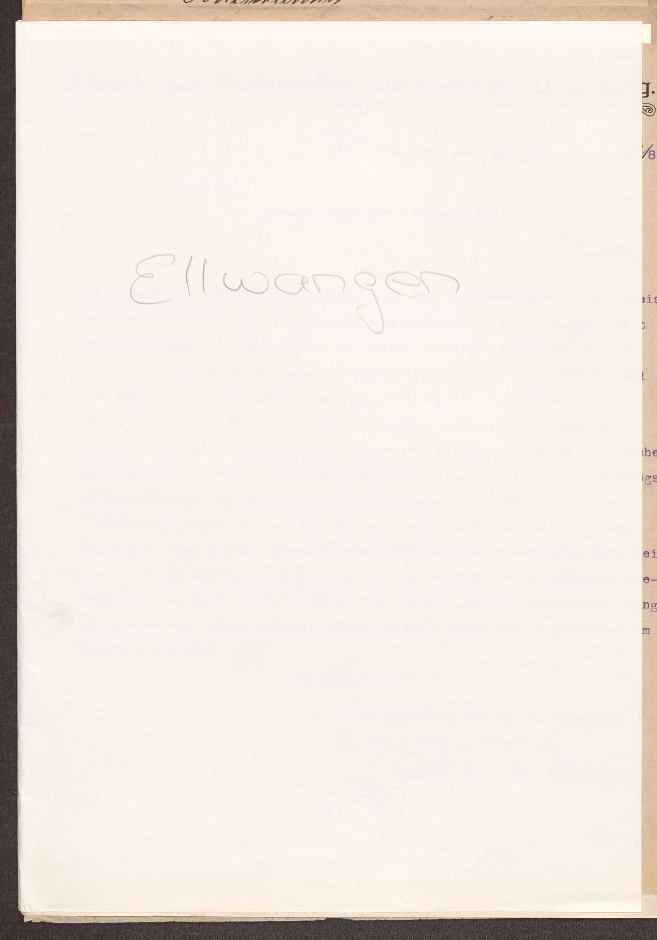 Finanzierung und Rechnungslegung örtlicher Arbeiter- und Bauernräte im Oberamt Ellwangen, Bild 1