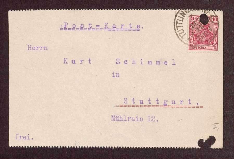 Finanzierung und Rechnungslegung örtlicher Arbeiter- und Bauernräte im Oberamt Tuttlingen, Bild 3