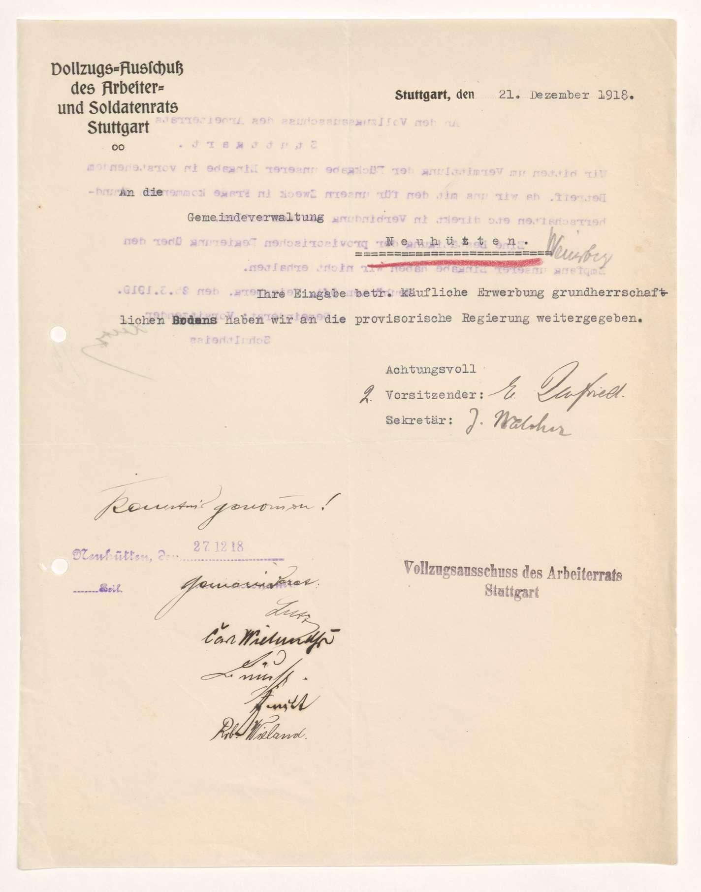 Aufhebung der Fideikommisse, Bild 3