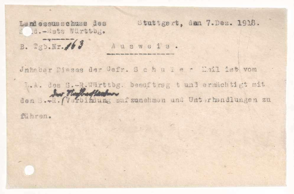 Erster und Zweiter Reichsrätekongress in Berlin, Bild 2