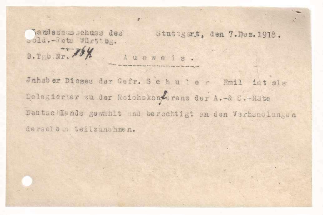 Erster und Zweiter Reichsrätekongress in Berlin, Bild 3