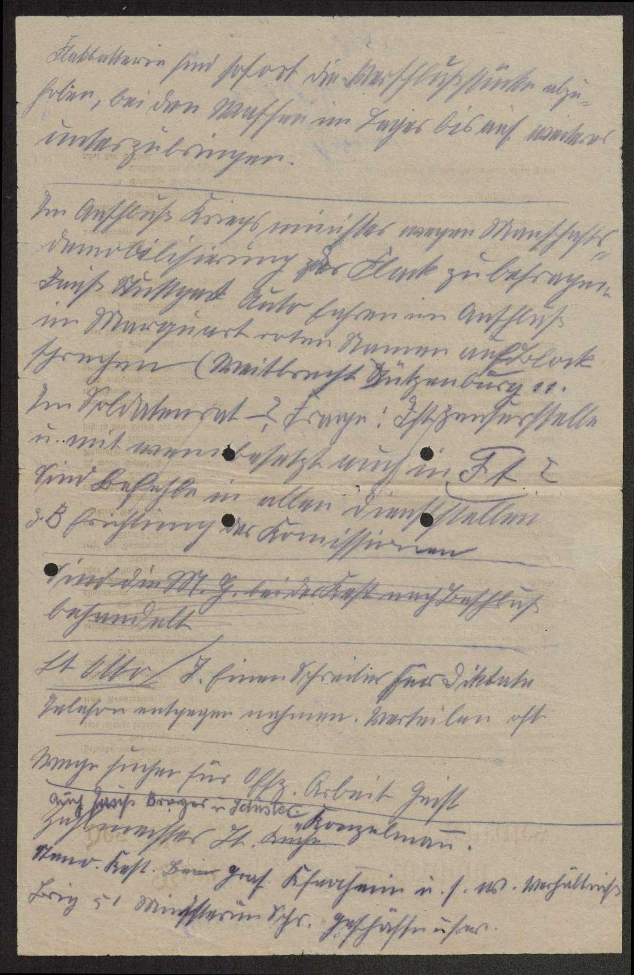 Vorläufiges Programm der Arbeiter- und Soldatenräte von Fritz Rück und A. Thalheimer, Bild 2