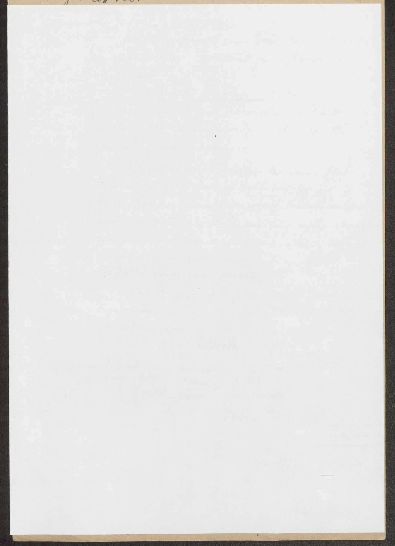 Ermittlung wegen des Verdachts der Unterschlagung von Heeresgut, Liste der beschlagnahmten zivilen Waren, Bild 1