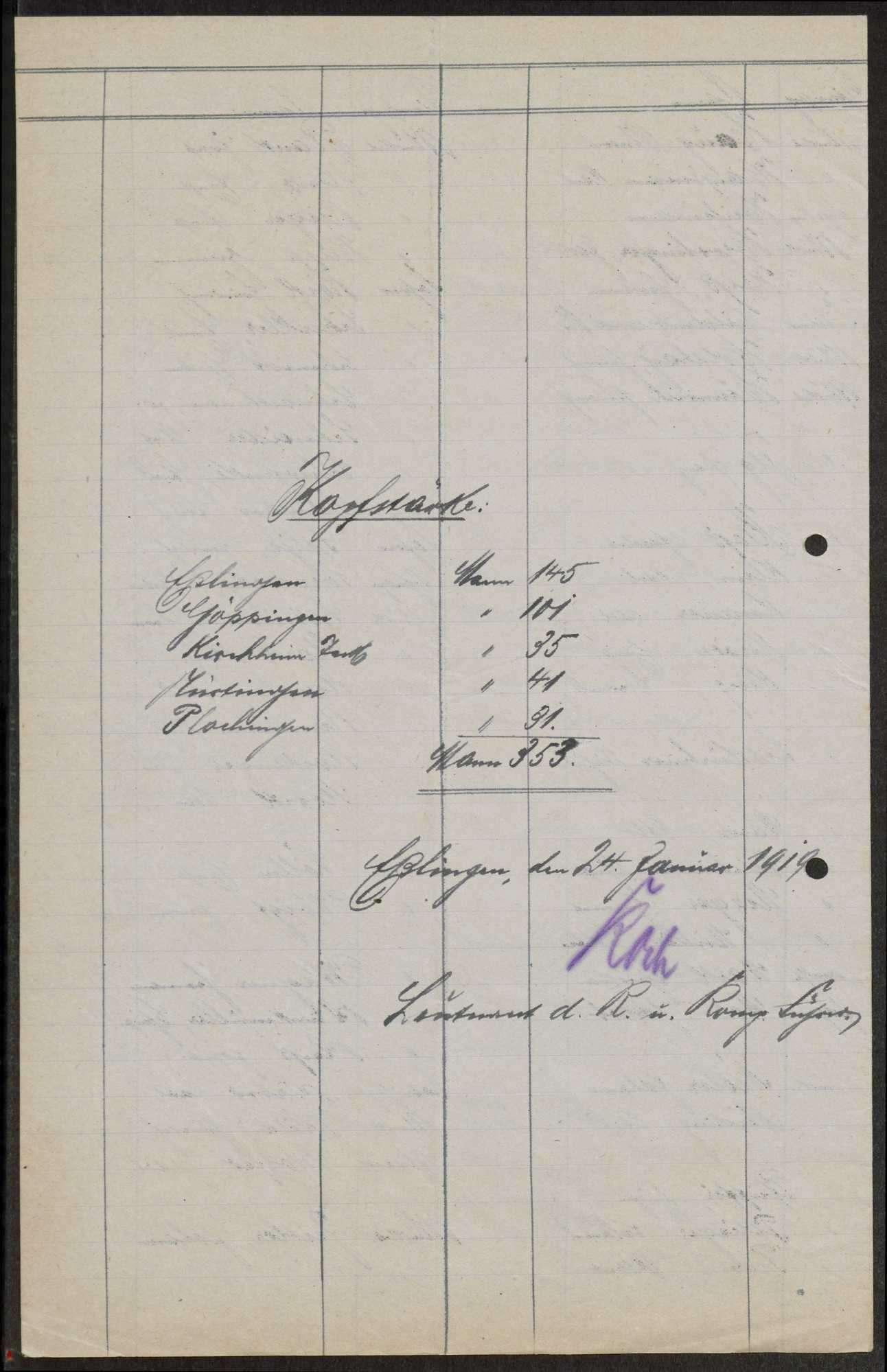 Namensverzeichnis der Sicherheitskompanie 5, Bild 3