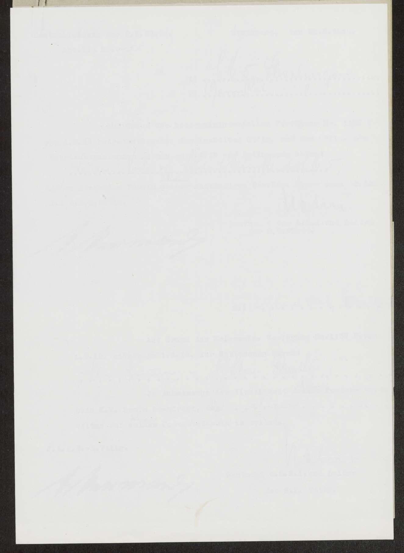 Entlassungsgesuche und Entlassungen einzelner Offiziere, Bild 1