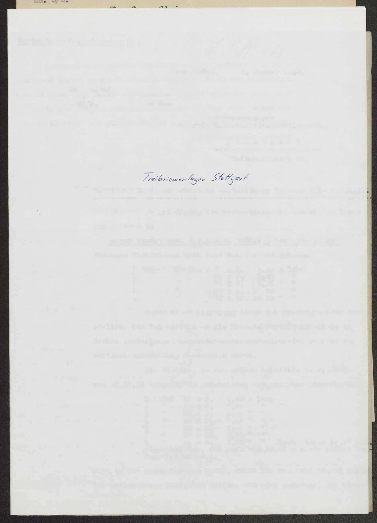 Beschlagnahme, widerrechtlicher Erwerb von Heeresgut, Bild 1