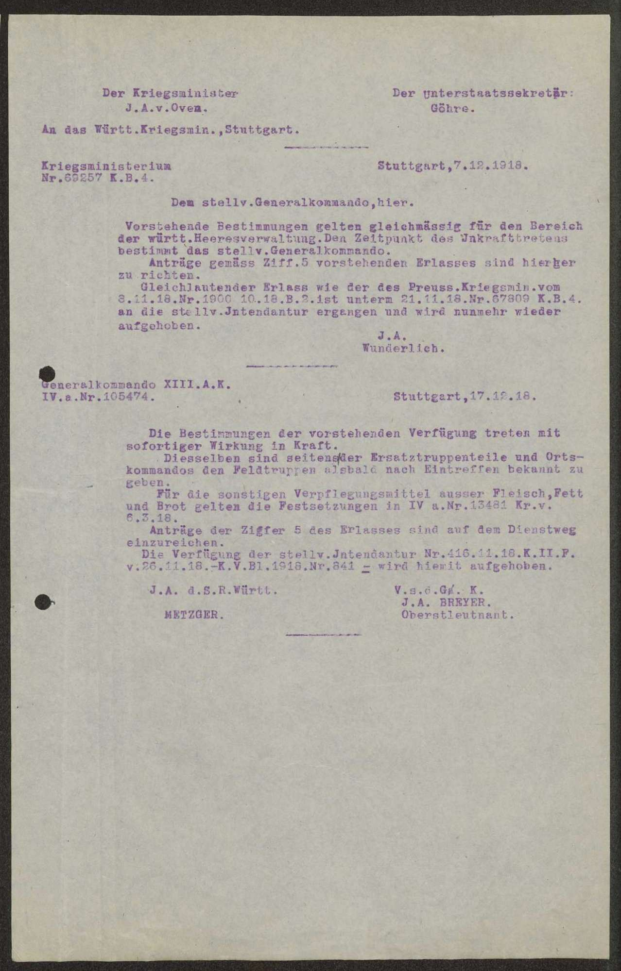 Allgemeine Bestimmungen über Löhnung, Zulagen und Verpflegungssätze für Mannschaften einschließlich Sicherheitstruppen und Zivilarbeiter, Bild 3