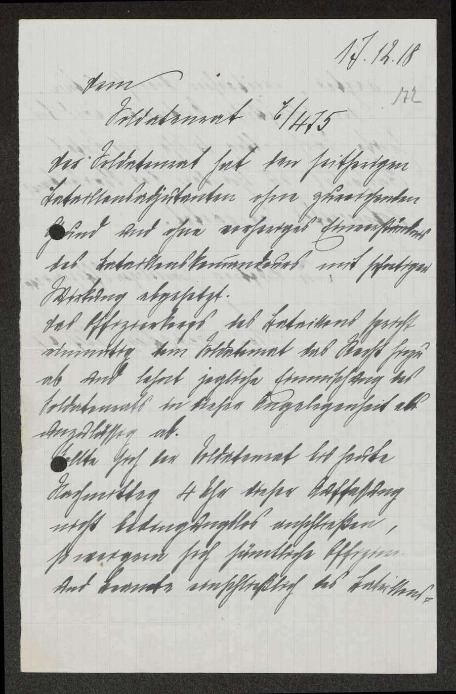 Absetzung, Wahl von Offizieren, Niederlegung, Wiederaufnahme des Dienstes durch Offiziere, Bild 2