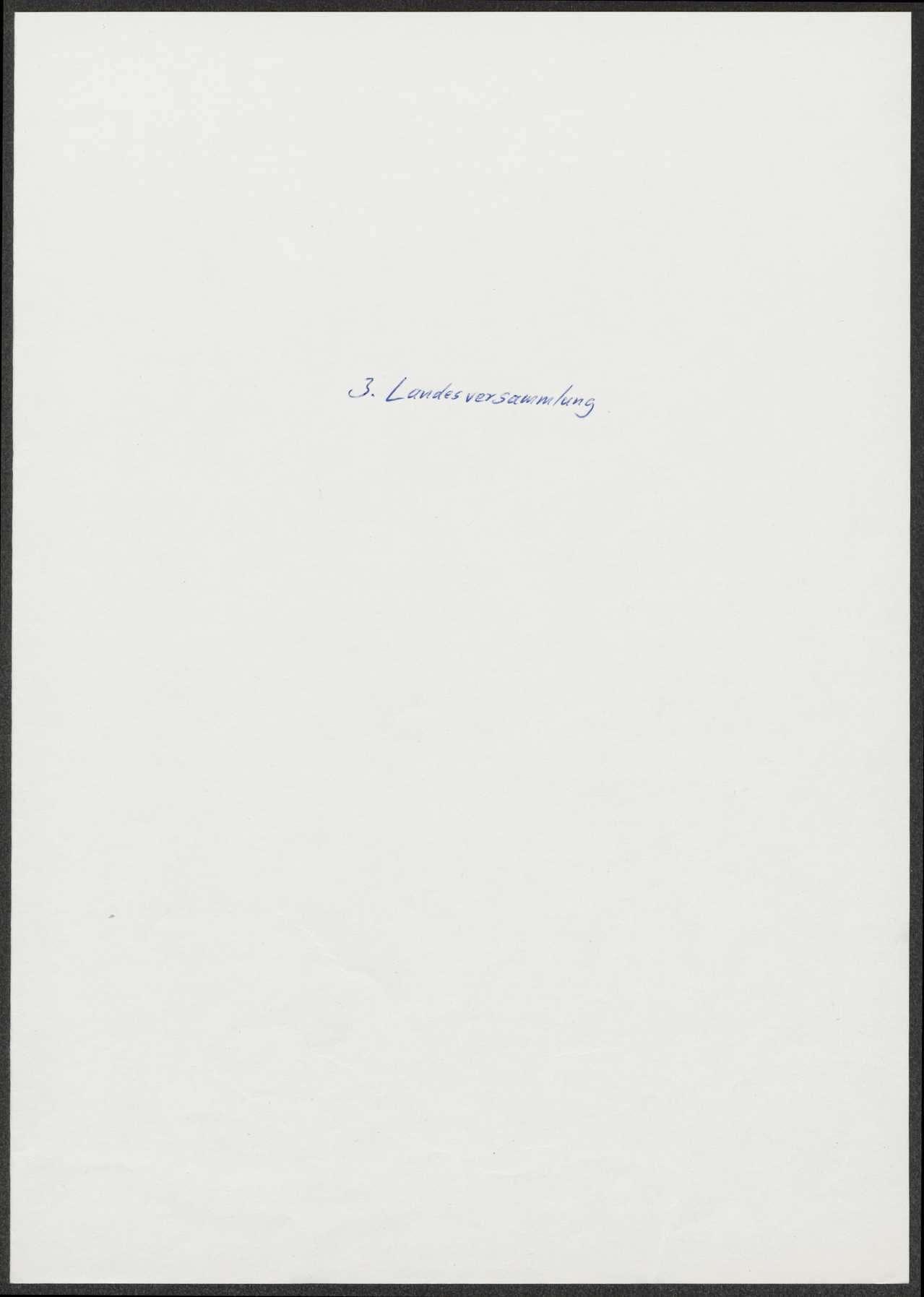 3. - 4. Landesversammlung der Soldatenräte, Bild 1