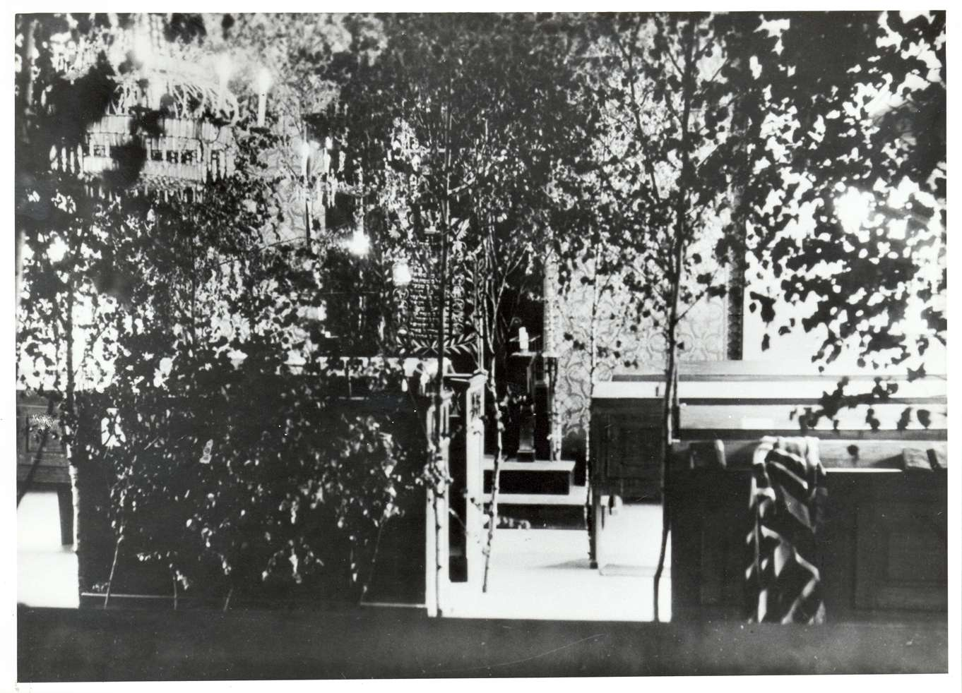 Neckarbischofsheim, HD; Synagoge, Innenansicht, Bild 1