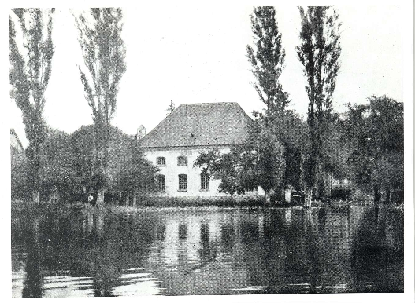 Wangen, Öhningen, KN; Synagoge, Außenansicht, Bild 1
