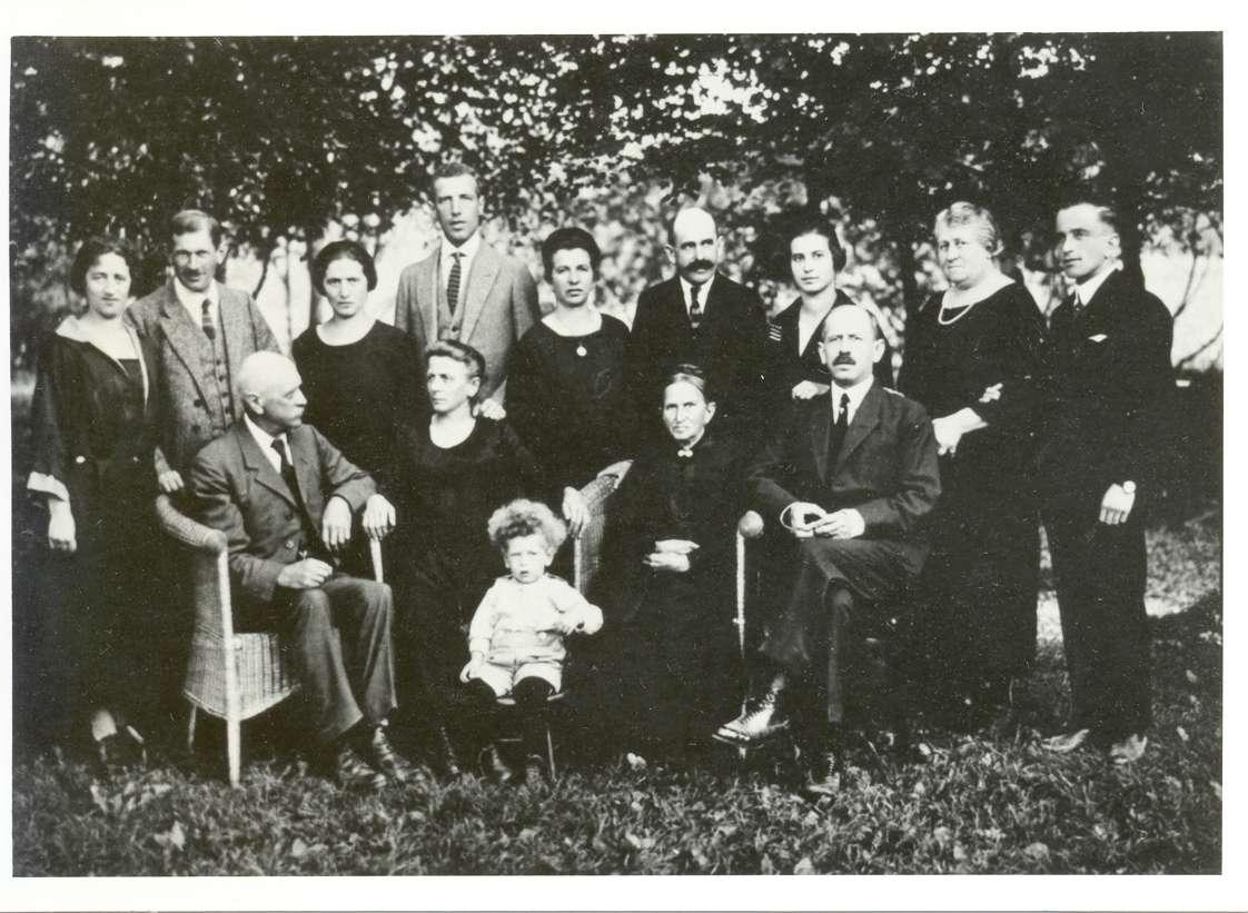 Buttenhausen, Münsingen, RT; Familie Levi, Bild 1