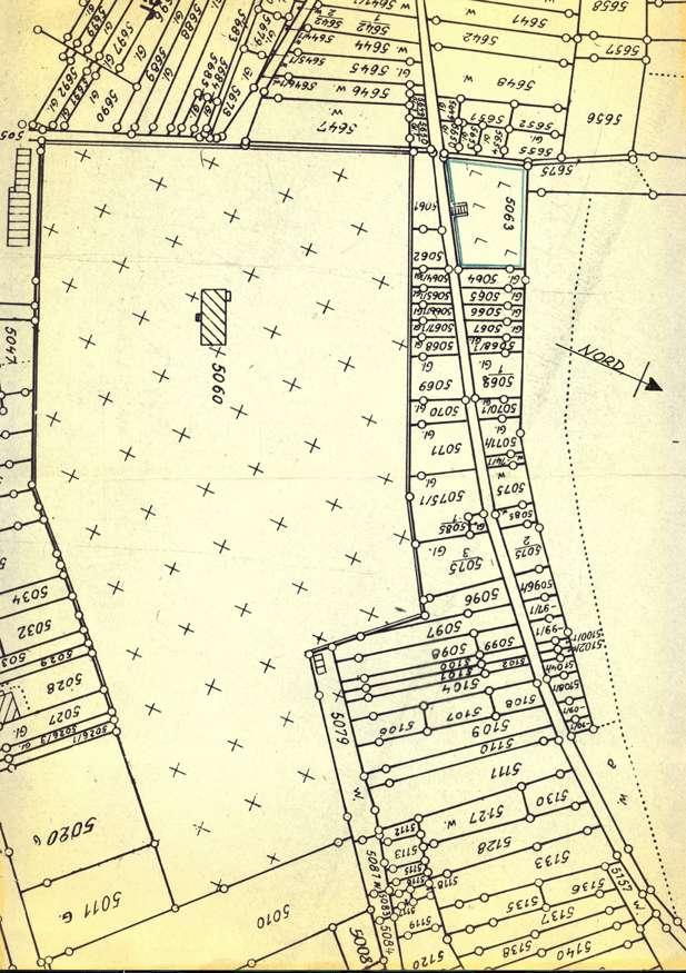 Eberbach, HD; Synagoge (?), Lageplan, Bild 1
