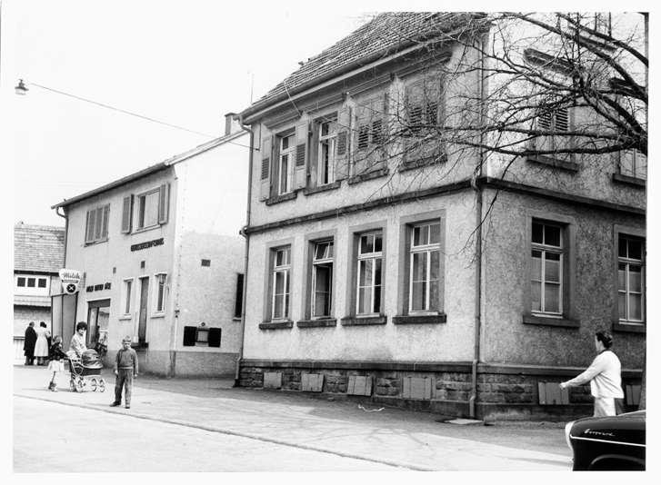 Flehingen, Oberderdingen, KA; Ehemaliges jüdisches Schulhaus (?), Bild 1