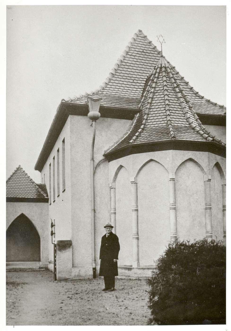 Gernsbach, RA; Synagoge, Bild 1
