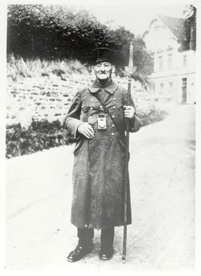 Haigerloch, BL; Jüdischer Nachtwächter, Bild 1