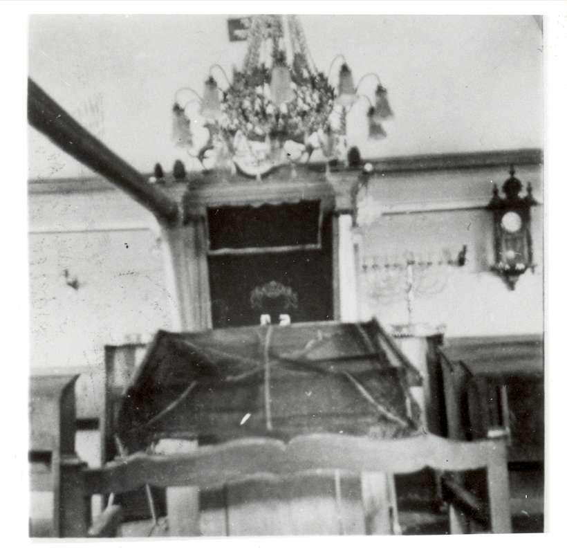 Hardheim, MOS; Synagoge, Betsaal (1919-1938), Bild 1