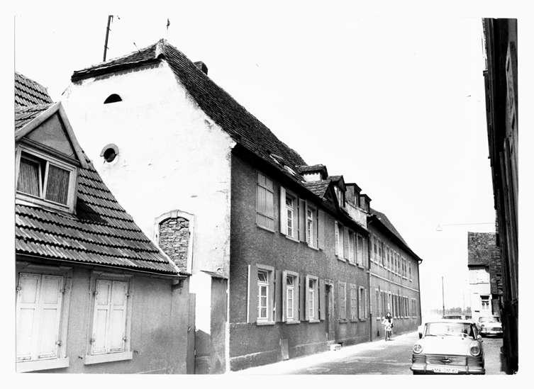 Ilvesheim, HD; Ehemalige Synagoge, Bild 1