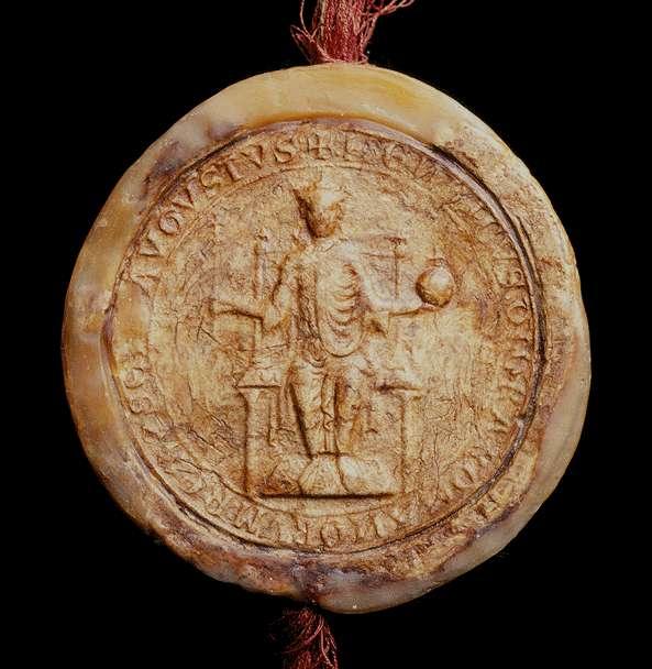 Kaiser Heinrich VI. bestätigt den Besitz und verschiedene, näher beschriebene Rechte des Benediktinerklosters Weingarten., Bild 3