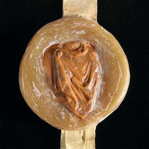 König Richard verspricht dem Grafen Ulrich von Württemberg 500 Mark Silber als Ersatz des ihm von den Esslingern zugefügten Schadens., Bild 2