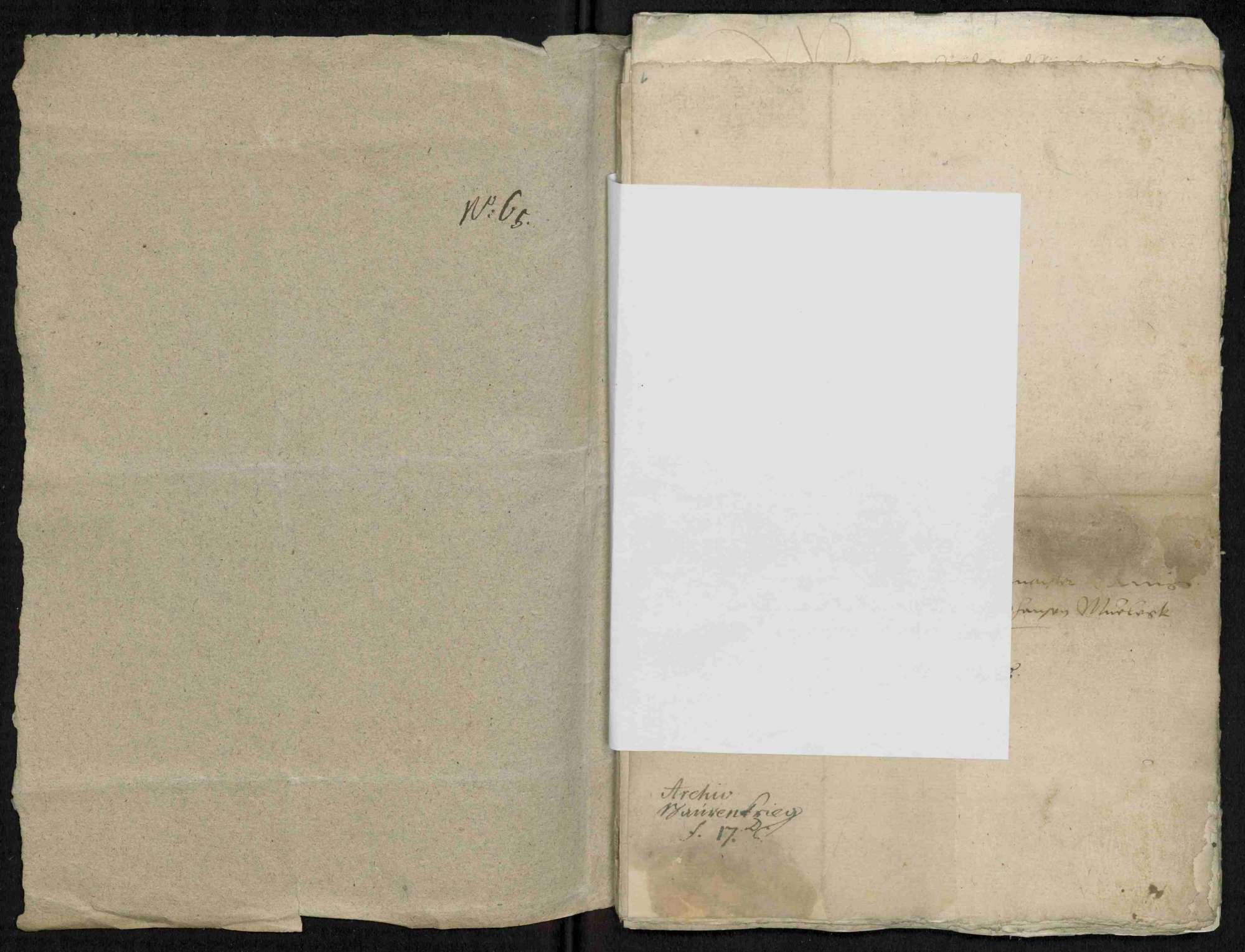 Ersatzforderungen des Deutschmeisters gegen Untertanen zu Hausen und der Komturen des Deutschen Ordens gegen die Gemeinde Großgartach, Bild 3