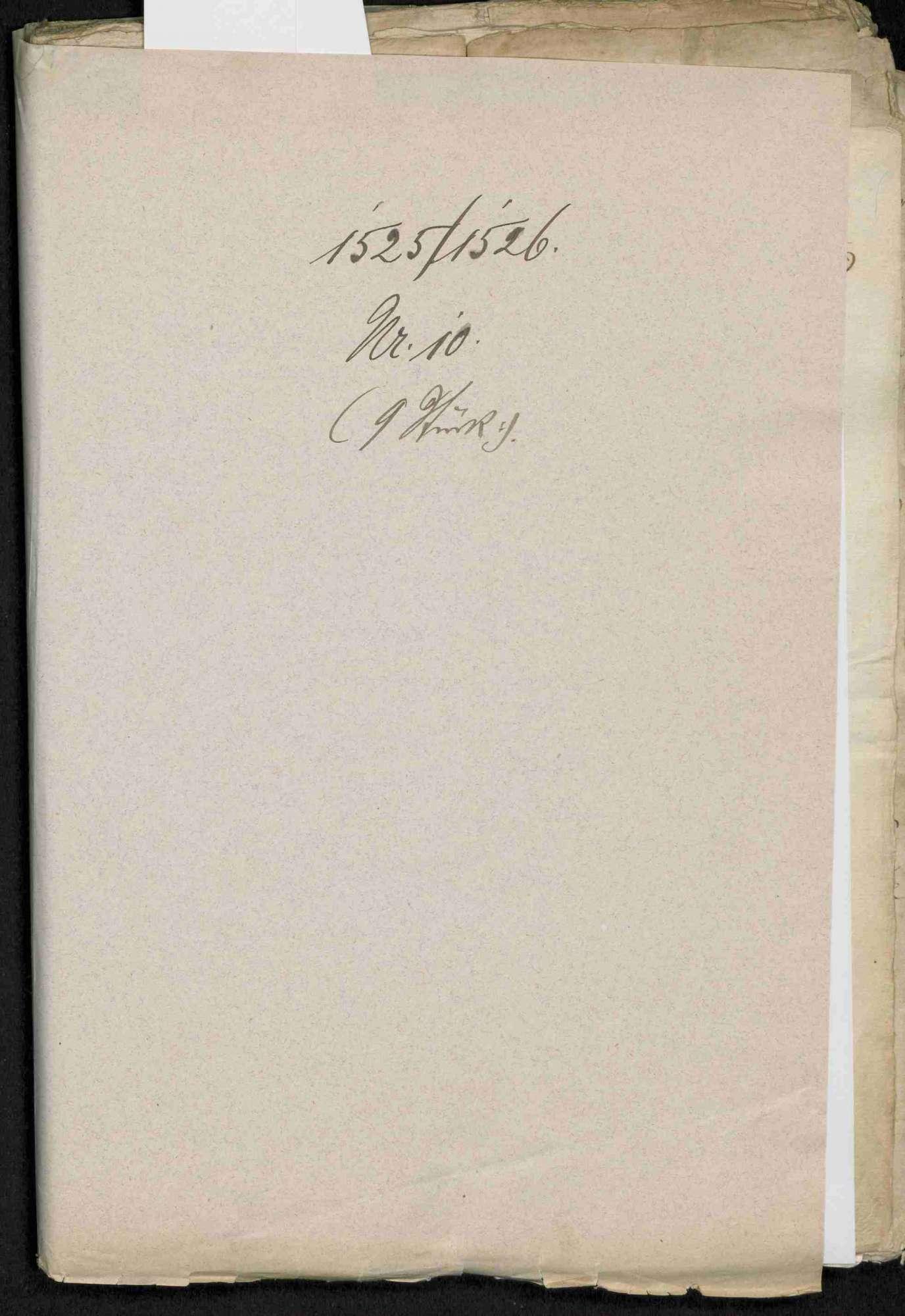 Vermischte Schriften zu Vorgängen während des Bauernkrieges und danach, Bild 2