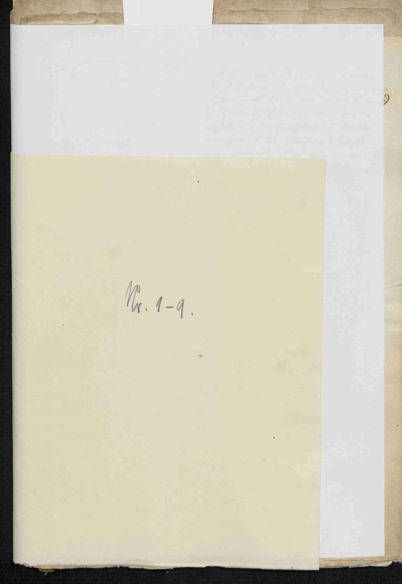 Vermischte Schriften zu Vorgängen während des Bauernkrieges und danach, Bild 3