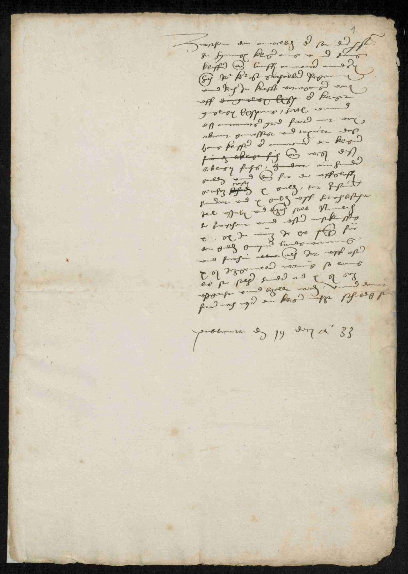 Entschädigungsklage des Abtes von Adelberg durch die Untertanen von Heiningen, Bild 2