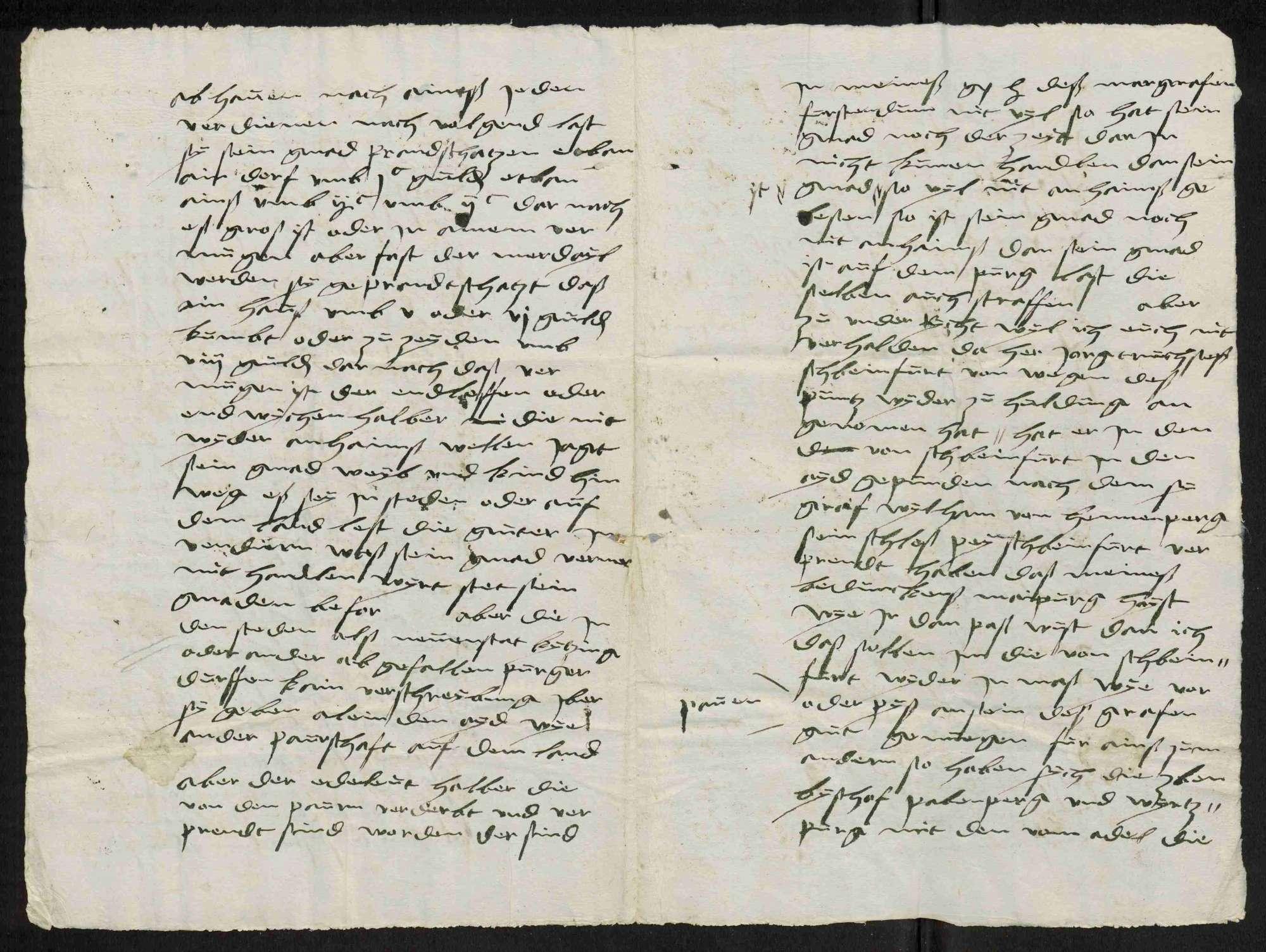 Strafverfahren gegen deutschherrische Rädelsführer und Aufständische, Teil II, Bild 3