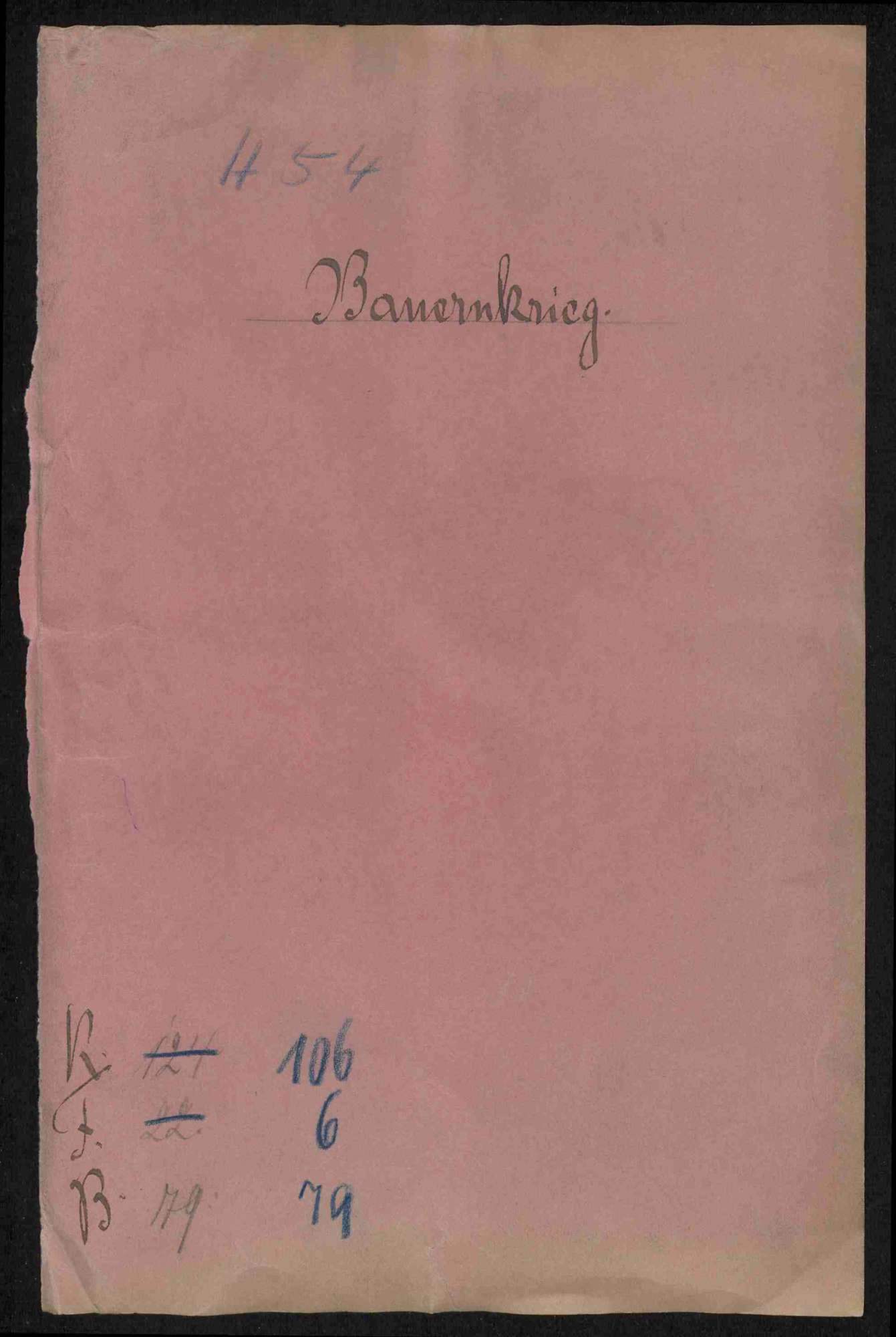 Entschädigungsforderungen zwischen dem Deutschen Orden und benachbarten Adeligen und Gemeinden, Teil III, Bild 1