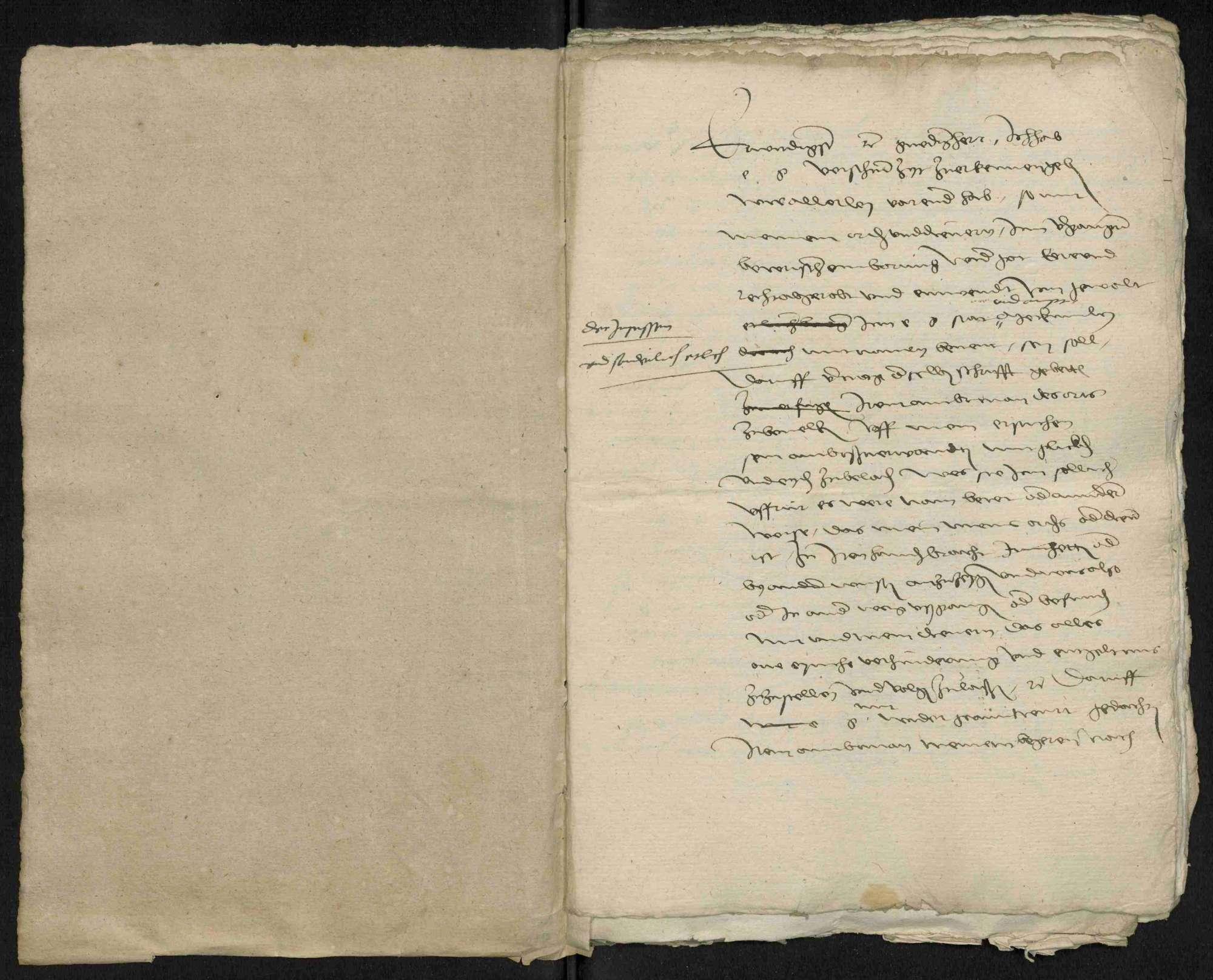 Entschädigungsforderungen zwischen dem Deutschen Orden und benachbarten Adeligen und Gemeinden, Teil III, Bild 3