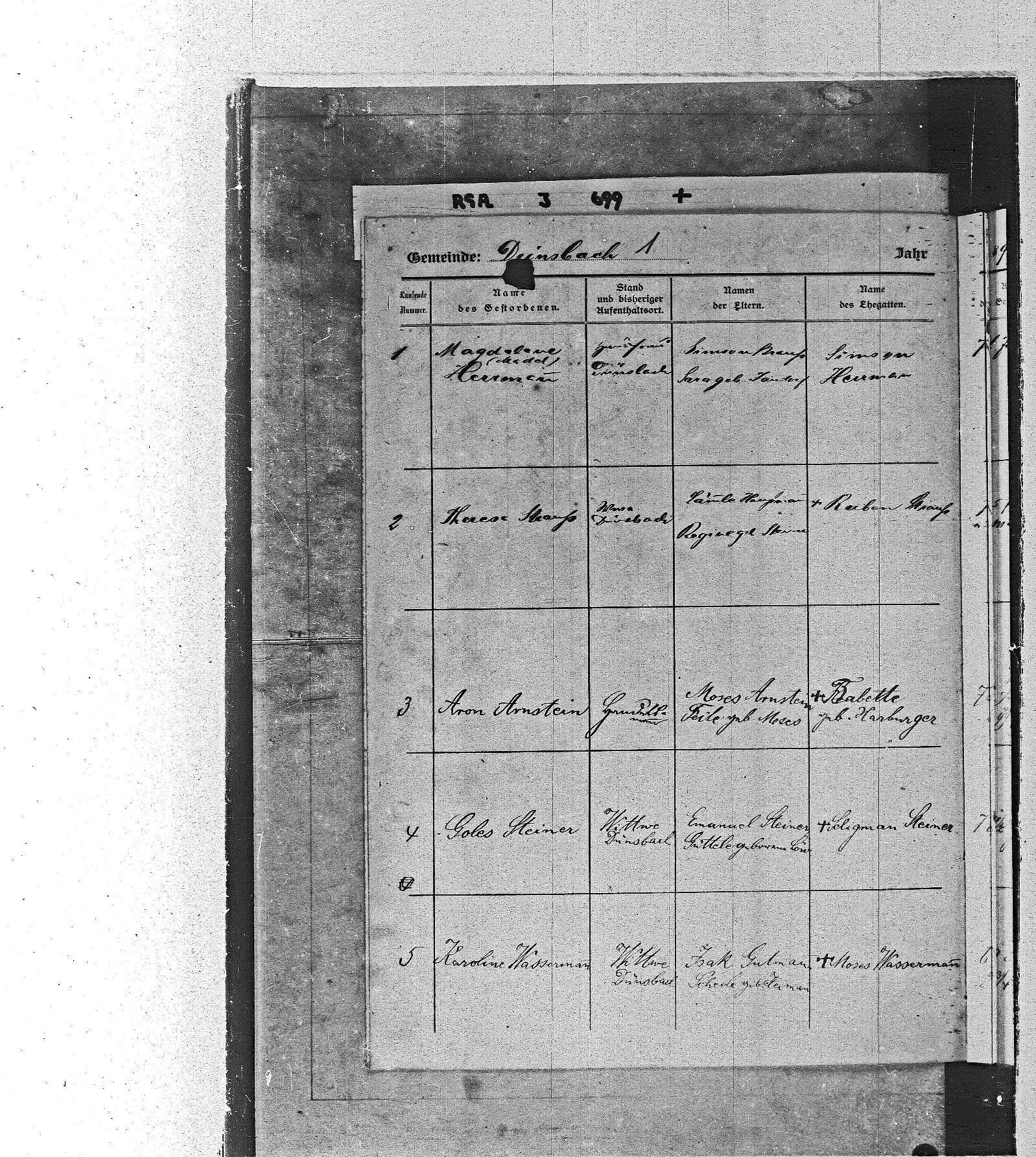 Dünsbach, Gerabronn, Bild 1