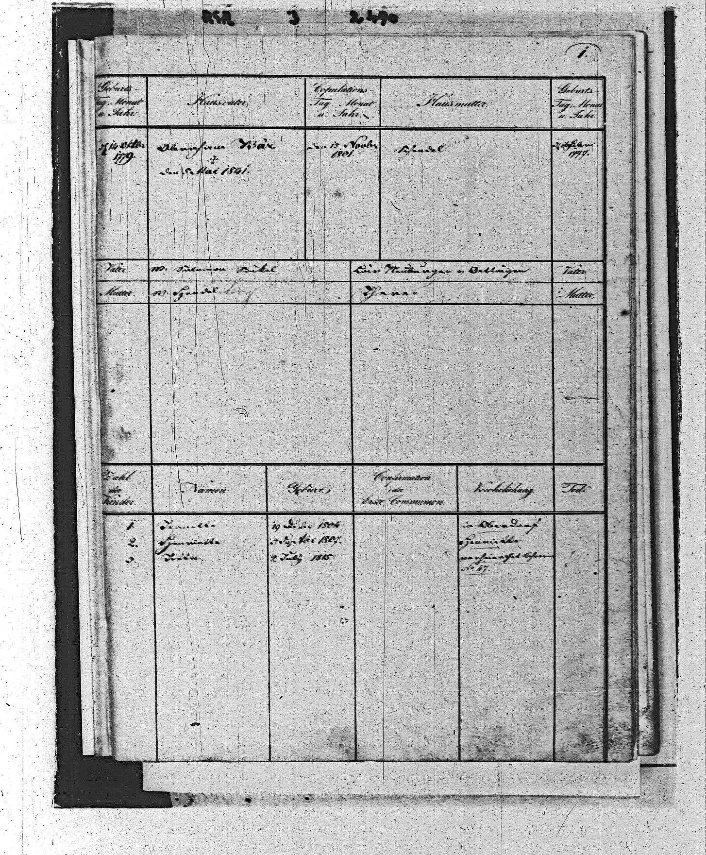 Pflaumloch, Riesbürg, Bild 1