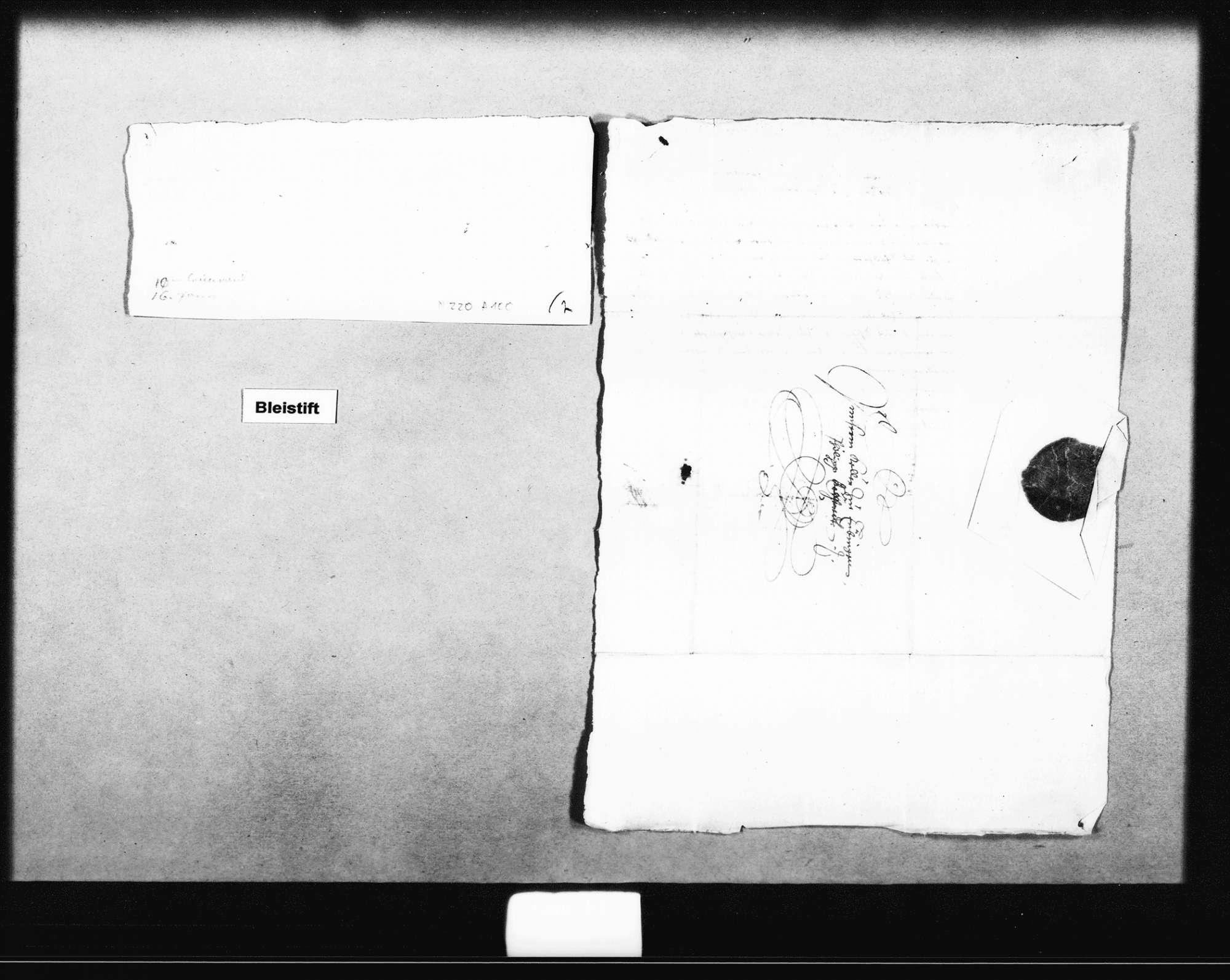 Schreiben des Herzogs Johann Friedrich an Philipp Eckhardt, Keller in Tübingen, über die Instandsetzung des Schlossbrunnens, Bild 2