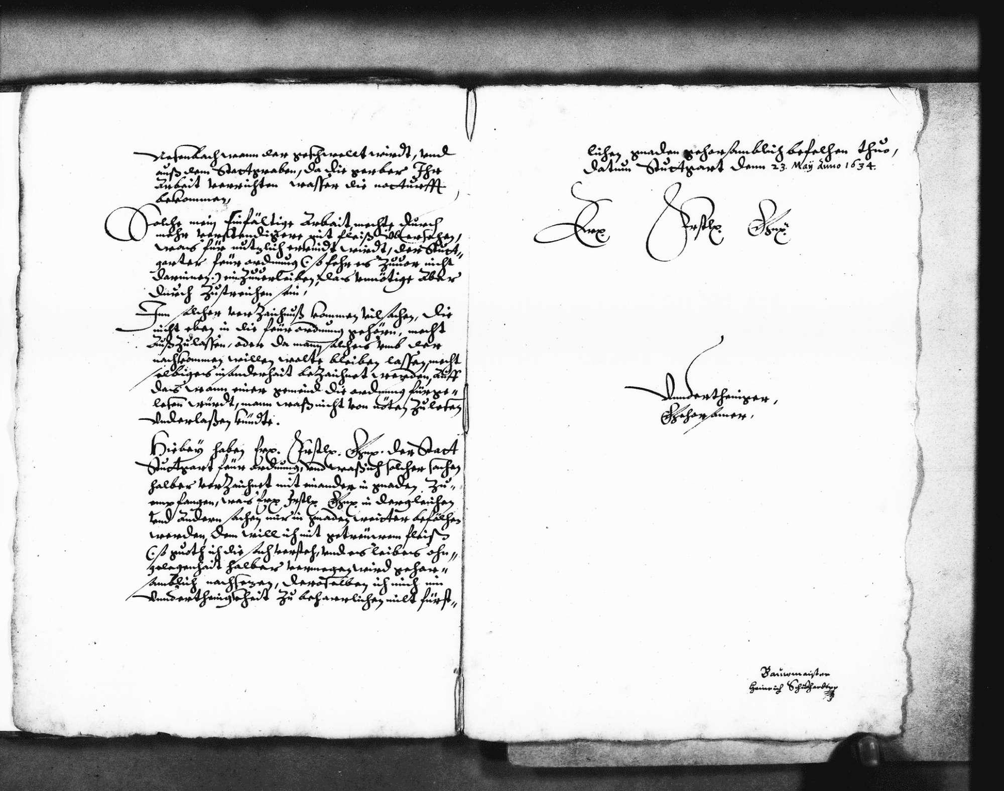 Entwurf der Feuerordnung für Stuttgart in 92 Artikeln, Bild 3