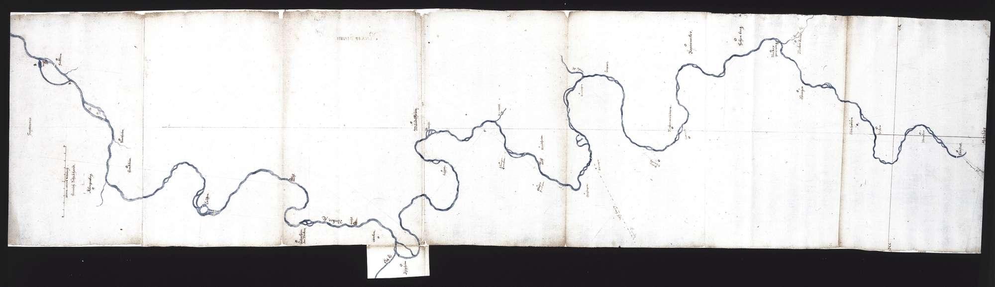 Schiffbarmachung des Neckars, Bild 1